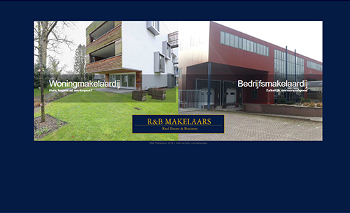 renbmakelaars-website-huizen-entreepagina
