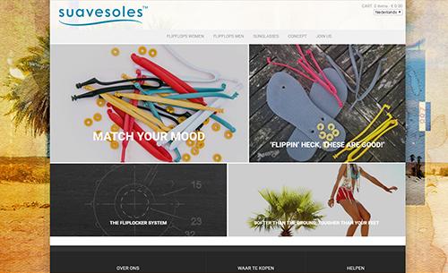 suavesoles-webshop-concept